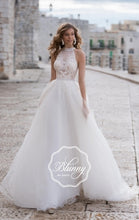Load image into Gallery viewer, Blunny Collection 'Brookelynn' Naviblue Bridal RTW 72977BK-3-500 Ready To Wear European Bridal Wedding Gown Designer Philippines