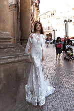 Load image into Gallery viewer, Katy Corso Collection 'Jenevra'  RTW Ready To Wear European Bridal Wedding Gown Designer Philippines