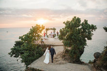 Load image into Gallery viewer, Bali Indonesia Intimate Destination Wedding Ceremony and Reception Package