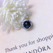 Load image into Gallery viewer, Infinite Silver Pandora charm 92.5 Italy silver