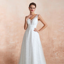 Load image into Gallery viewer, Inspired Collection 'Trish' Shabby Chic Style Studio RTW 000 Ready To Wear European Bridal Wedding Gown Designer Philippines