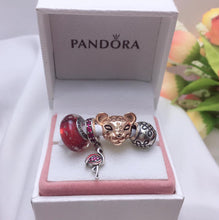Load image into Gallery viewer, Sets Pandora charm 92.5 Italy silver