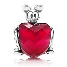 Load image into Gallery viewer, Disney Pandora charm 92.5 Italy silver