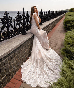 Venus Collection 'Lina' Trishie Couture RTW Ready To Wear European Bridal Wedding Gown Designer Philippines