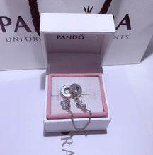 Load image into Gallery viewer, Butterfly Pandora charm 92.5 Italy silver