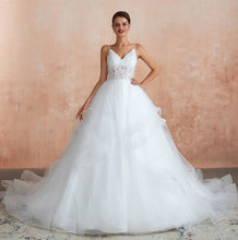Load image into Gallery viewer, Inspired Collection 'Micaela' Shabby Chic Style Studio RTW 000 Ready To Wear European Bridal Wedding Gown Designer Philippines