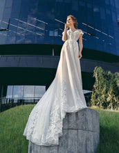 Load image into Gallery viewer, Queen Collection 'Sabrina' Trishie Couture RTW Ready To Wear European Bridal Wedding Gown Designer Philippines