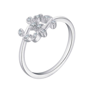 Adjustable Ring  92.5 Italy silver