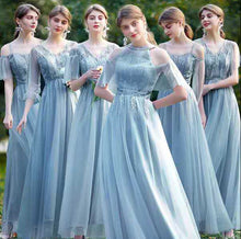 Load image into Gallery viewer, Bridesmaid 'Lorie' RTW Entourage Dress Shabby Chic Style Studio
