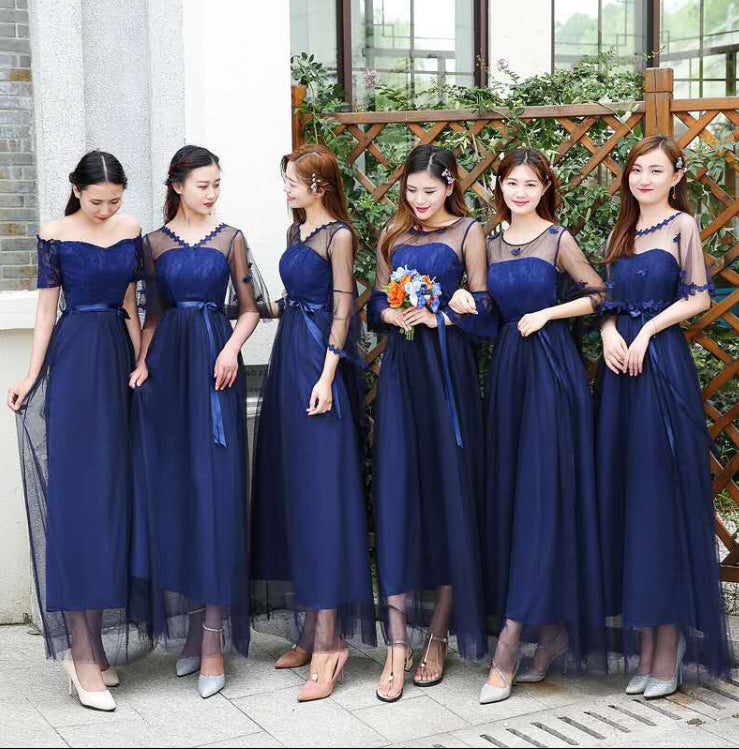 Bridesmaid 'Mika' RTW Entourage Dress Shabby Chic Style Studio