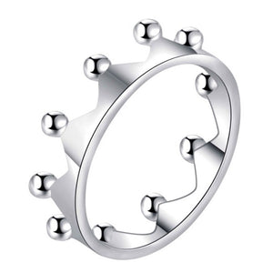 Ladies Ring LS-R262 92.5 Italy silver