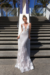 Valencia Dreams 'Berta' Elly Haute Couture RTW MB-063-359 Ready To Wear European Bridal Wedding Gown Designer Philippines