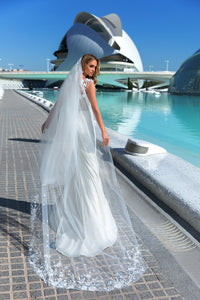 Valencia Dreams 'Darla' Elly Haute Couture RTW MB-067-409 Ready To Wear European Bridal Wedding Gown Designer Philippines