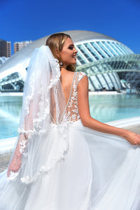 Valencia Dreams 'Hope' Elly Haute Couture RTW MB-076-269 Ready To Wear European Bridal Wedding Gown Designer Philippines