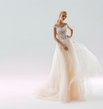 Load image into Gallery viewer, Papilio Bridal Wedding Dress SALE Collection RTW 18/1906L-200 (Size 38 and 40)
