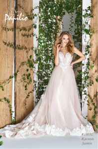Papilio Bridal Wedding Dress SALE Collection RTW 1803L-200 (Size 36)