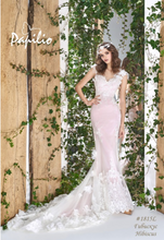 Load image into Gallery viewer, Papilio Bridal Wedding Dress SALE Collection RTW 1815-200 (Size 36)