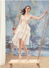 Load image into Gallery viewer, Papilio Bridal Wedding Dress SALE Collection RTW 1739-90 (Size 38)