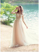 Load image into Gallery viewer, Papilio Bridal Wedding Dress SALE Collection RTW 1746-200 ( Size 44)