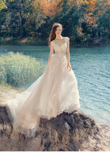 Load image into Gallery viewer, Papilio Bridal Wedding Dress SALE Collection RTW 1748-200 ( Size 42)