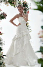 Load image into Gallery viewer, Papilio Bridal Wedding Dress SALE Collection RTW 1220-70 (Size 38)