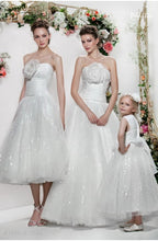 Load image into Gallery viewer, Papilio Bridal Wedding Dress SALE Collection RTW 1228a-60 (Size 36,38)