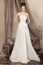 Load image into Gallery viewer, Papilio Bridal Wedding Dress SALE Collection RTW 1328-50 (Size 40)