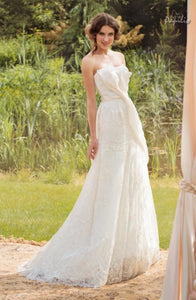 Papilio Bridal Wedding Dress SALE Collection RTW 1410-70 (Size 36,38)