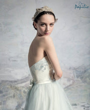 Load image into Gallery viewer, Papilio Bridal Wedding Dress SALE Collection RTW 1648L-120 (Size 36)