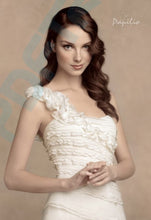 Load image into Gallery viewer, Papilio Bridal Wedding Dress SALE Collection RTW 1321-50 (Size 36,38)