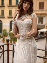 Load image into Gallery viewer, Sicilia 'Gaspara Stampa' Innocentia RTW INL2009-1200 Ready To Wear European Bridal Wedding Gown Designer Philippines
