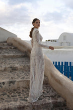Load image into Gallery viewer, Santorini Vibes Ricca Sposa RTW 21-018-595 Ready To Wear European Bridal Wedding Gown Designer Philippines