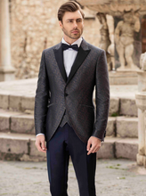 Load image into Gallery viewer, Elegance Collection Guidi by Innocentia Made To Measure Suit 9169841-340