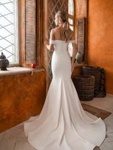 Casablanca 'Halia' Innocentia RTW INW 2037-320 Ready To Wear European Bridal Wedding Gown Designer Philippines