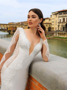 Renascence 'Giulia Gonzaga' Innocentia RTW INWI 1815-490 Ready To Wear European Bridal Wedding Gown Designer Philippines