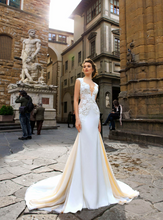Load image into Gallery viewer, Renascence 'Caterina Cybo' Innocentia RTW INWI 1807-310 Ready To Wear European Bridal Wedding Gown Designer Philippines