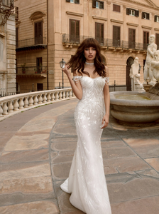 Sicilia 'Cleopatra di Sicilia' Innocentia RTW INL2004-950 Ready To Wear European Bridal Wedding Gown Designer Philippines