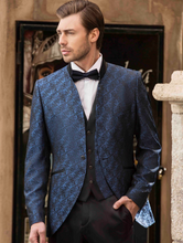 Load image into Gallery viewer, Elegance Collection Guidi by Innocentia Made To Measure Suit 9429812-346