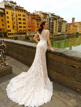 Load image into Gallery viewer, Renascence 'Floretta Gorini' Innocentia RTW INWI 1816-500 Ready To Wear European Bridal Wedding Gown Designer Philippines