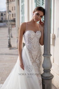Italian Dream 'Macy' Nora Naviano Sposa RTW 18291-480 Ready To Wear European Bridal Wedding Gown Designer Philippines