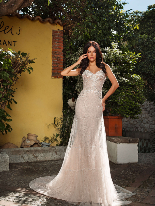 Taormina 'Antonietta' Innocentia RTW INW 1904-360 Ready To Wear European Bridal Wedding Gown Designer Philippines