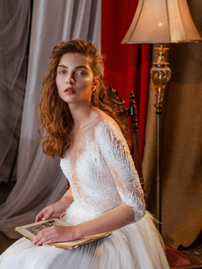 Memories  'Margaret Tudor' Innocentia RTW INL2114-760 Ready To Wear European Bridal Wedding Gown Designer Philippines