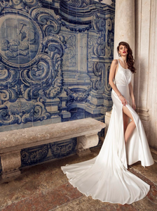 Lisboa 'Sofia De Neuburgo' Innocentia RTW INLI 1916-600 Ready To Wear European Bridal Wedding Gown Designer Philippines