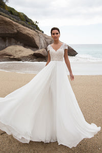 Voyage 'Shayla' Nora Naviano Sposa RTW 16504-318 Ready To Wear European Bridal Wedding Gown Designer Philippines