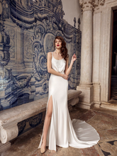 Load image into Gallery viewer, Lisboa 'Sofia De Neuburgo' Innocentia RTW INLI 1916-600 Ready To Wear European Bridal Wedding Gown Designer Philippines