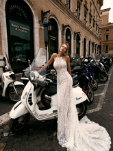 Load image into Gallery viewer, Roma 'Aurelia Cotta' Innocentia RTW INLI 1802-1050 Ready To Wear European Bridal Wedding Gown Designer Philippines