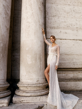 Load image into Gallery viewer, Roma 'Guilia Domna' Innocentia RTW INLI 1805-1200 Ready To Wear European Bridal Wedding Gown Designer Philippines