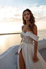 Load image into Gallery viewer, Santorini Vibes Ricca Sposa RTW 21-021-450 Ready To Wear European Bridal Wedding Gown Designer Philippines