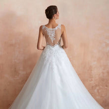 Load image into Gallery viewer, Inspired Collection 'Joana' Shabby Chic Style Studio RTW 000 Ready To Wear European Bridal Wedding Gown Designer Philippines