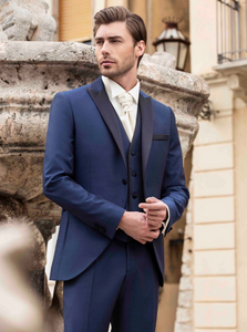 Elegance Collection Guidi by Innocentia Made To Measure Suit 9159769-319
